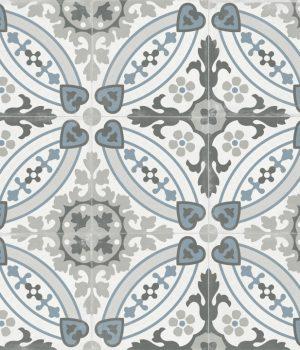Hydraulic Telmo Porcelain_60x60