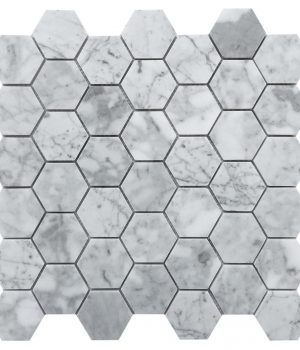 Carrara Hex